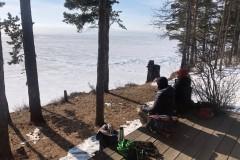 vycházka Great Baikal Trail