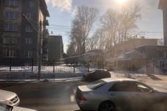 Irkutsk - stíhačka